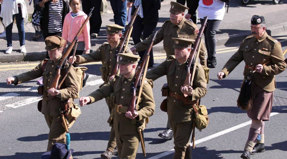 Commemorating the Caterham March