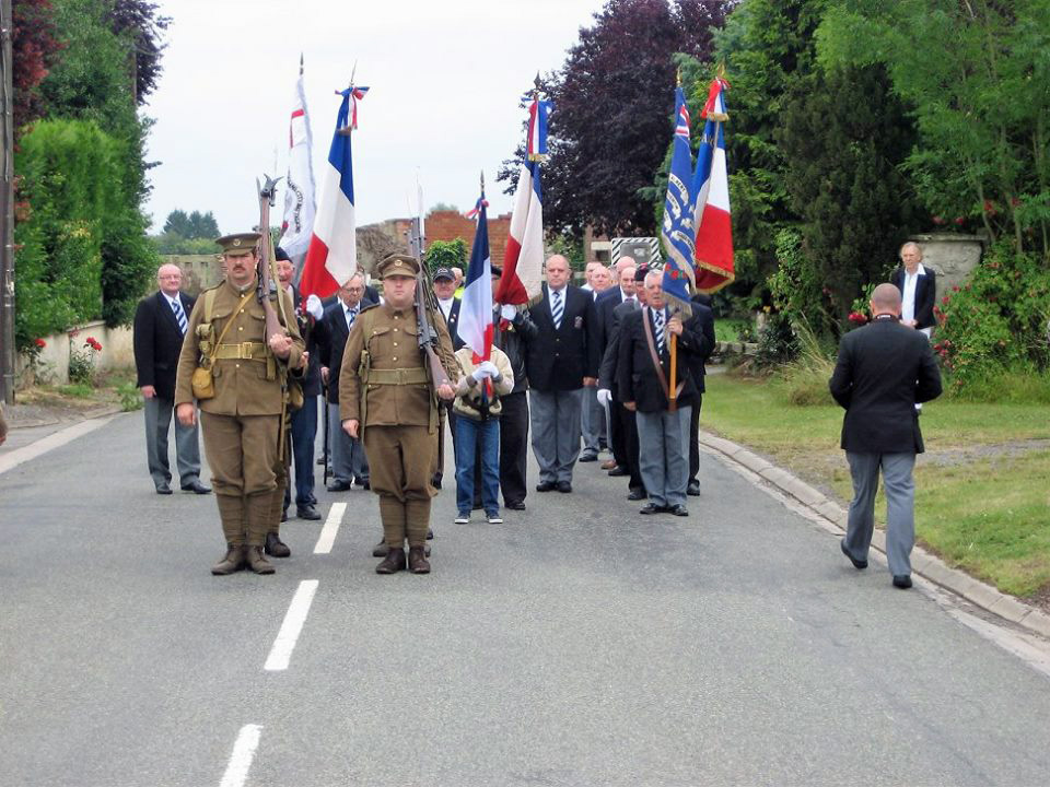 La Boisselle and the Liverpool Pals