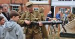 Brooklands WW1 Day by 10th Essex Living History Group