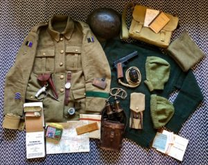 WW1 Scout Equipment 1