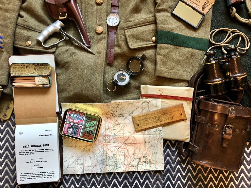 WW1 Scout Equipment 3