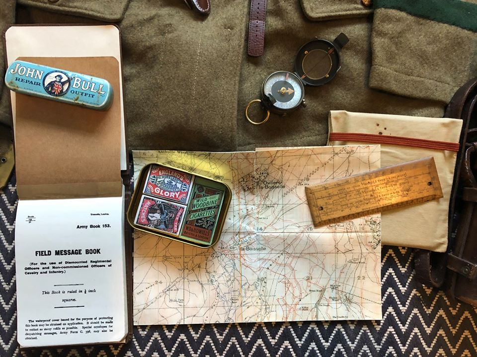 WW1 Scout Equipment 4