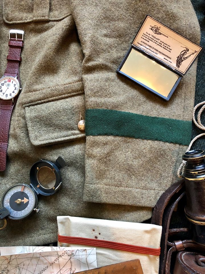 WW1 Scout Equipment 5