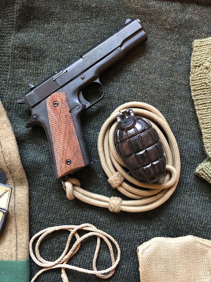 WW1 Scout Equipment 8
